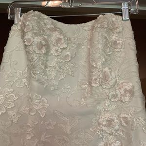 Bridal gown NWT gorgeous ivory